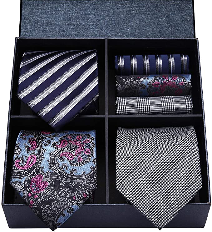 COMBO PACK 3 / 2PC TIE SET- CBP107