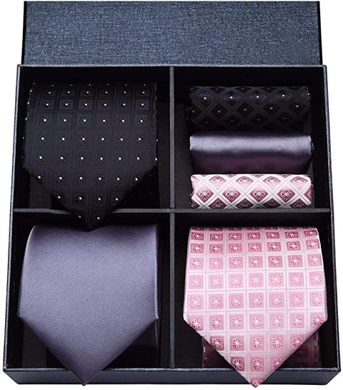 COMBO PACK 3/2PC NECKTIE SETS- CBP572