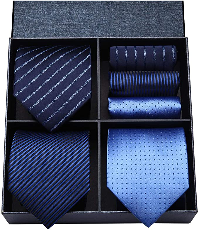 COMBO PACK 3/2PC NECKTIE SETS-CBP573