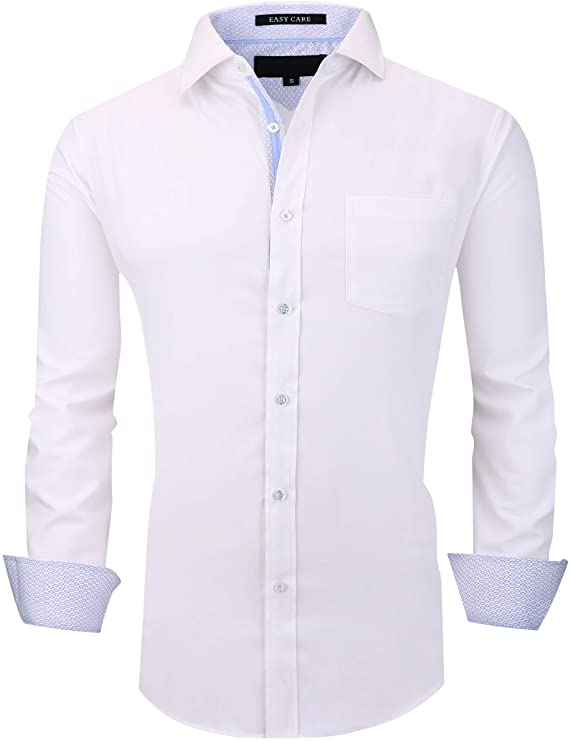 White Dress Shirt- DS10