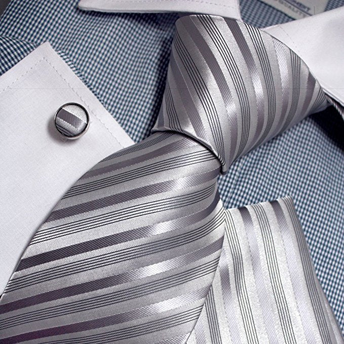 3 Necktie Set Bundle FEF0016