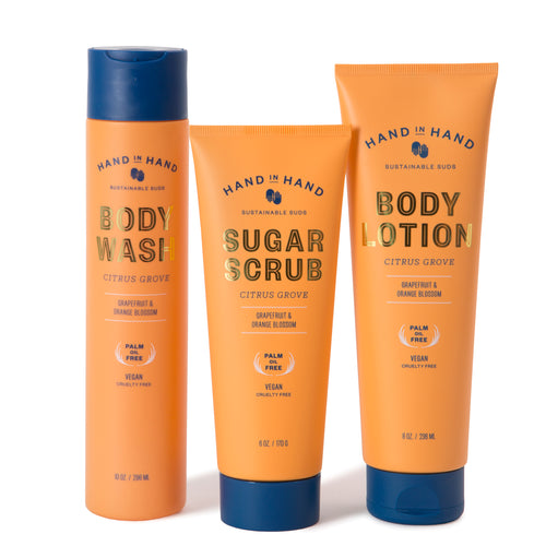 CITRUS GROVE MODERN ULTIMATE SKIN ESSENTIALS SET