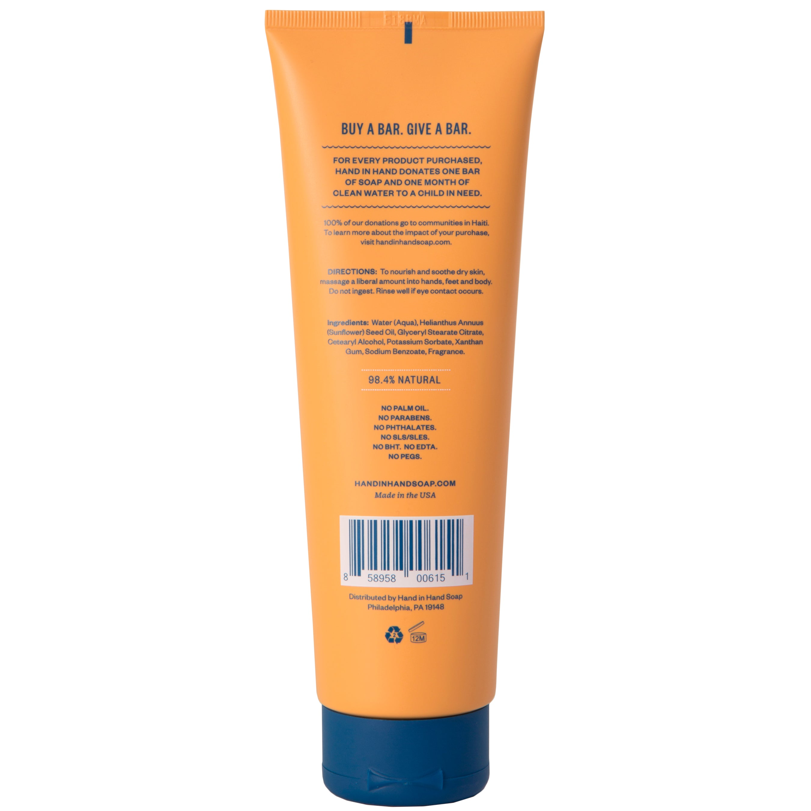 CITRUS GROVE LOTION