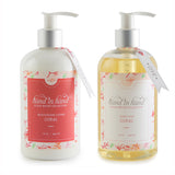 Coral Liquid Hand Soap & Lotion Set