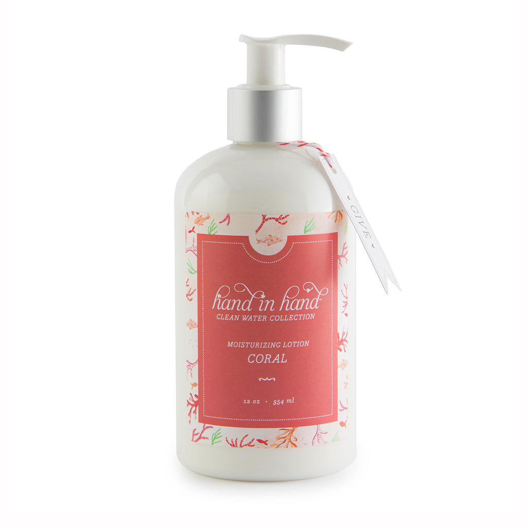 Coral Moisturizing Lotion
