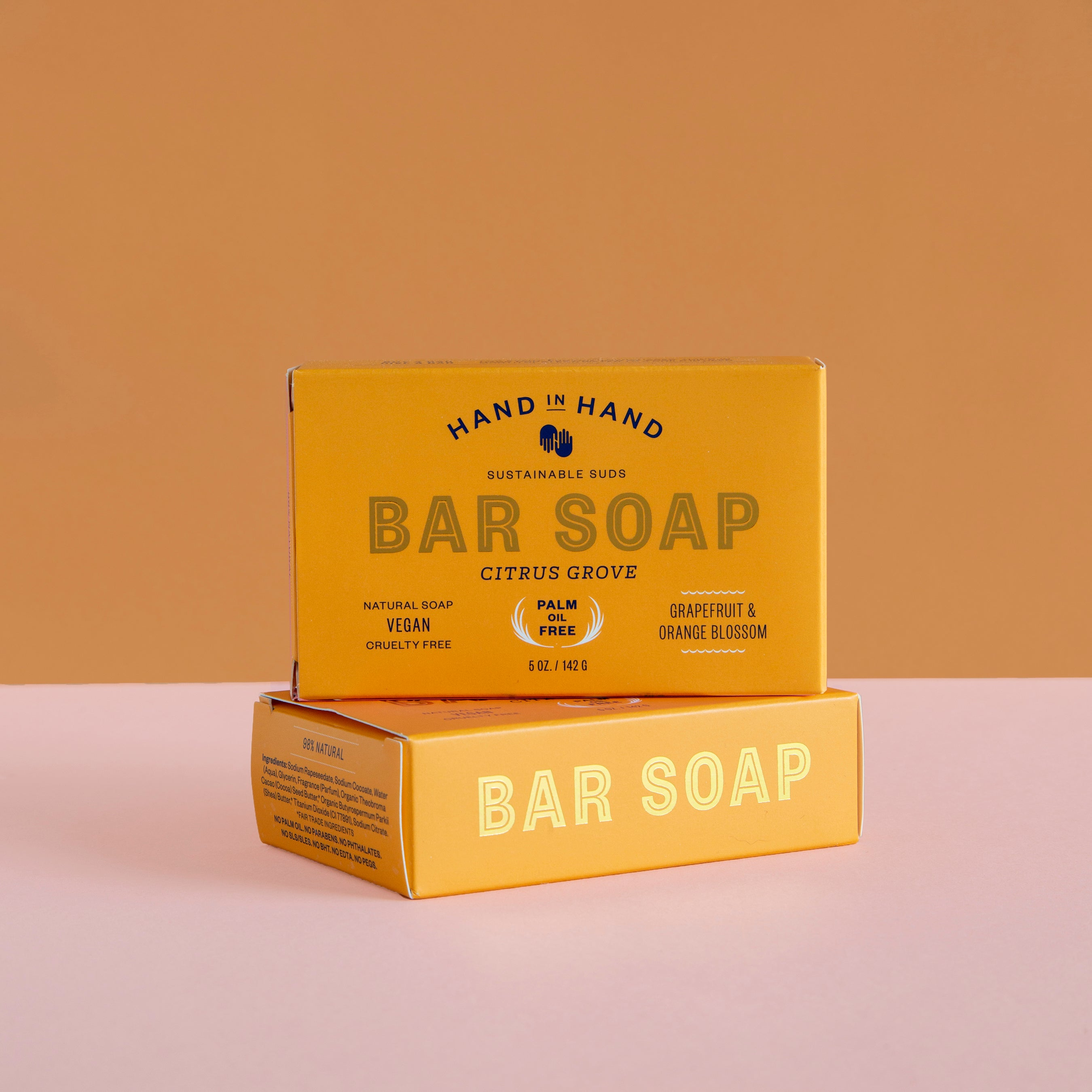 CITRUS GROVE BAR SOAP