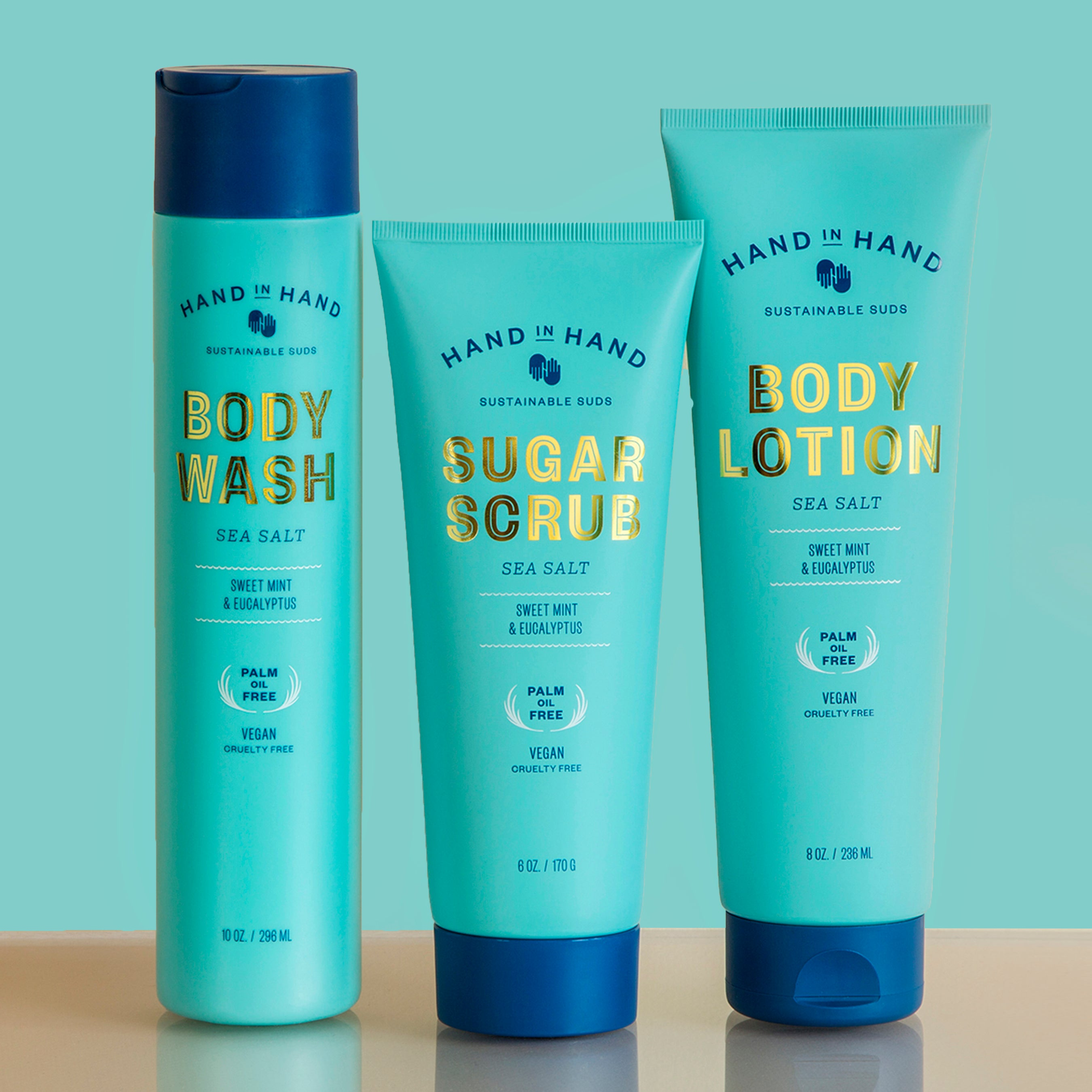 SEA SALT MODERN ULTIMATE SKIN ESSENTIALS SET
