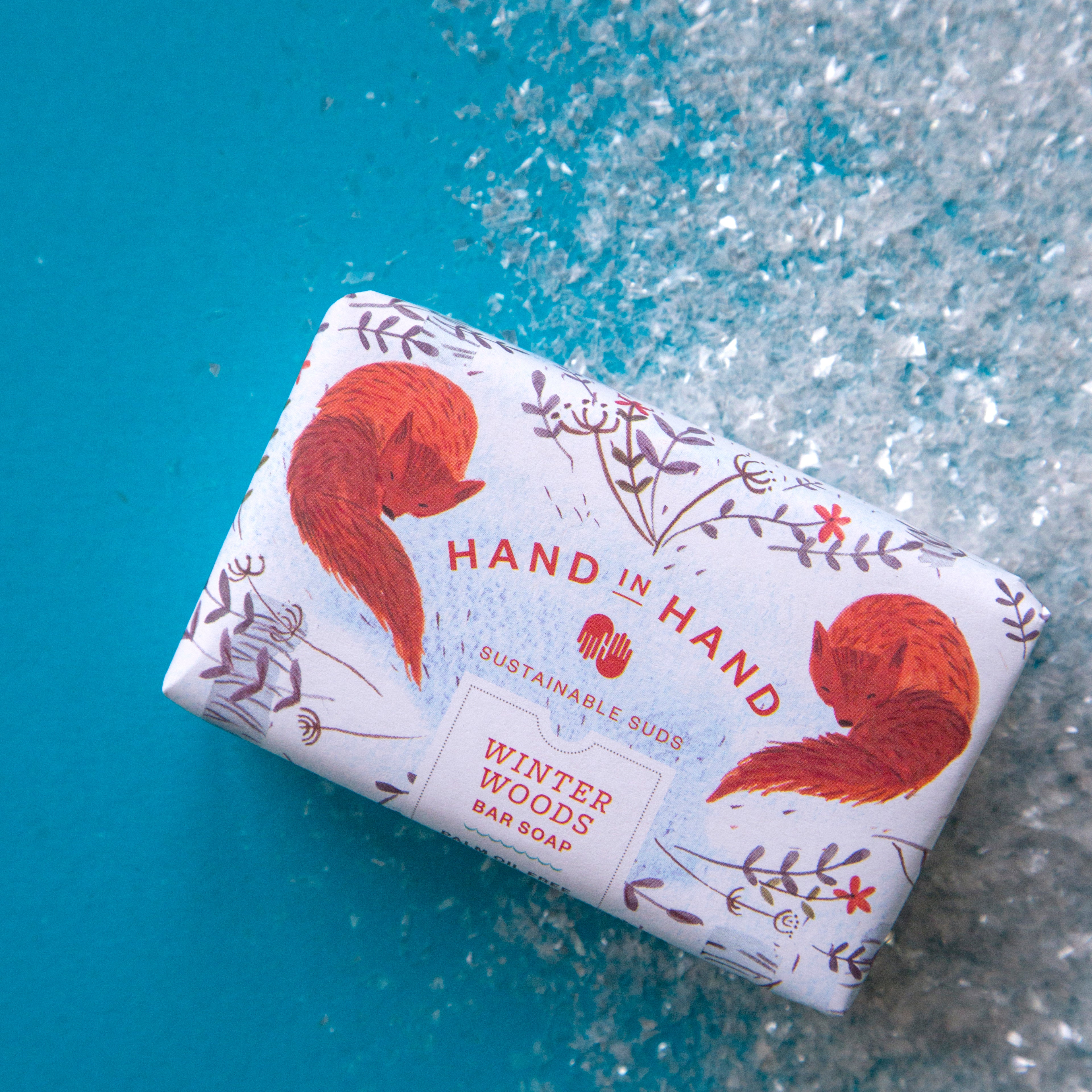 WINTER WOODS HOLIDAY BAR SOAP