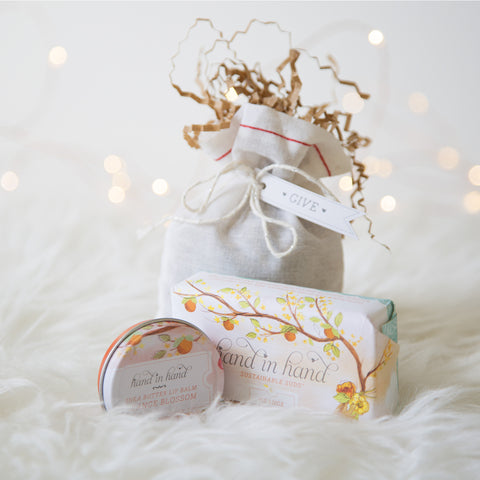 Bar Soap & Lip Balm Gift
