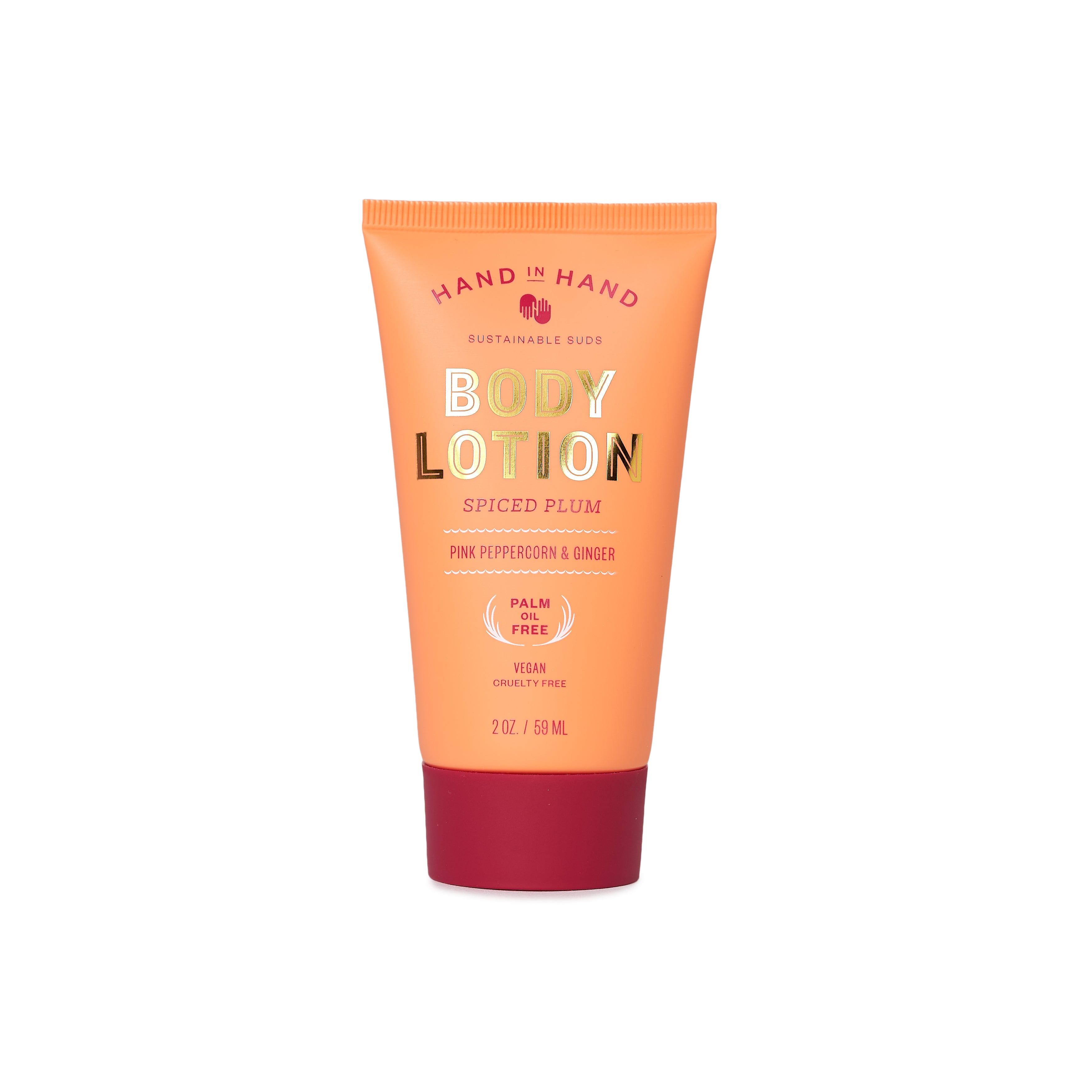 SPICED PLUM BODY LOTION