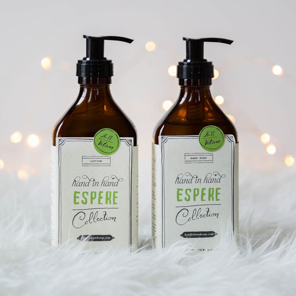 Espere Liquid Soap & Lotion Gift Set