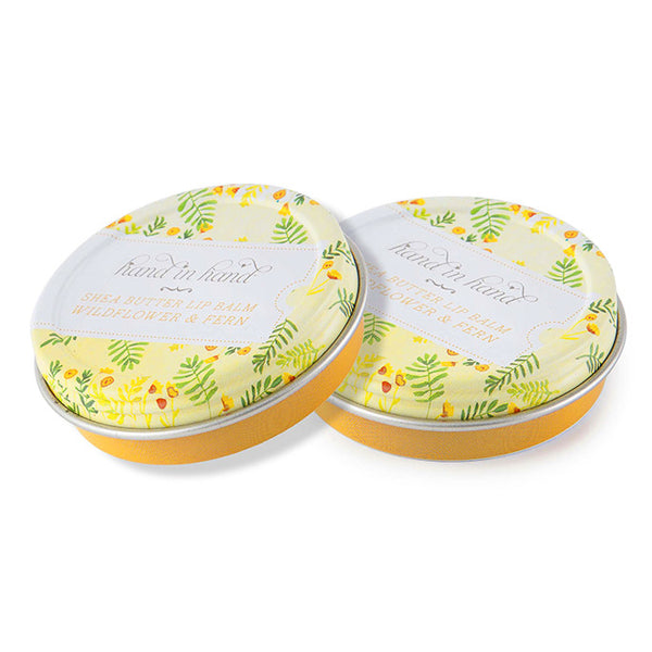 Wildflower & Fern Lip Balm - 2 Pack