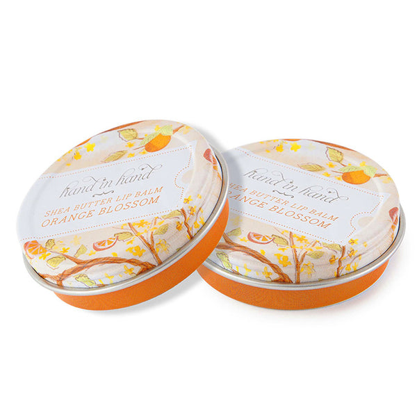Orange Blossom Lip Balm - 2 Pack