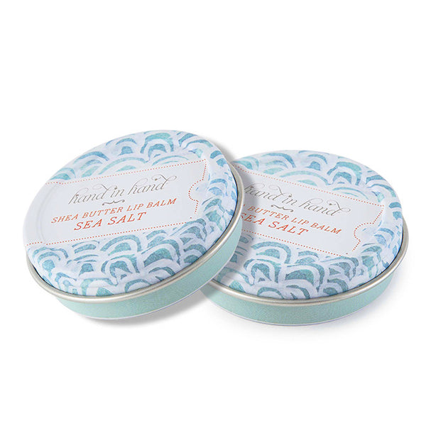 Sea Salt Lip Balm - 2 Pack
