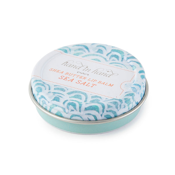 Sea Salt Lip Balm