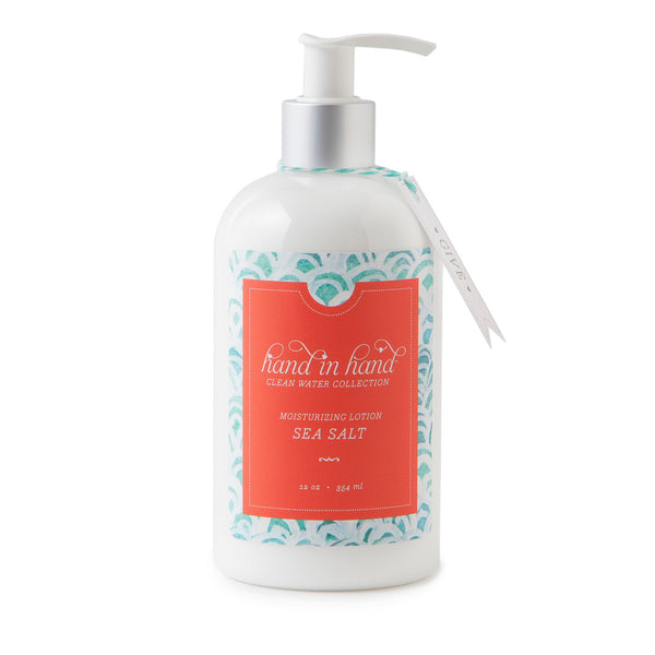 Sea Salt Moisturizing Lotion