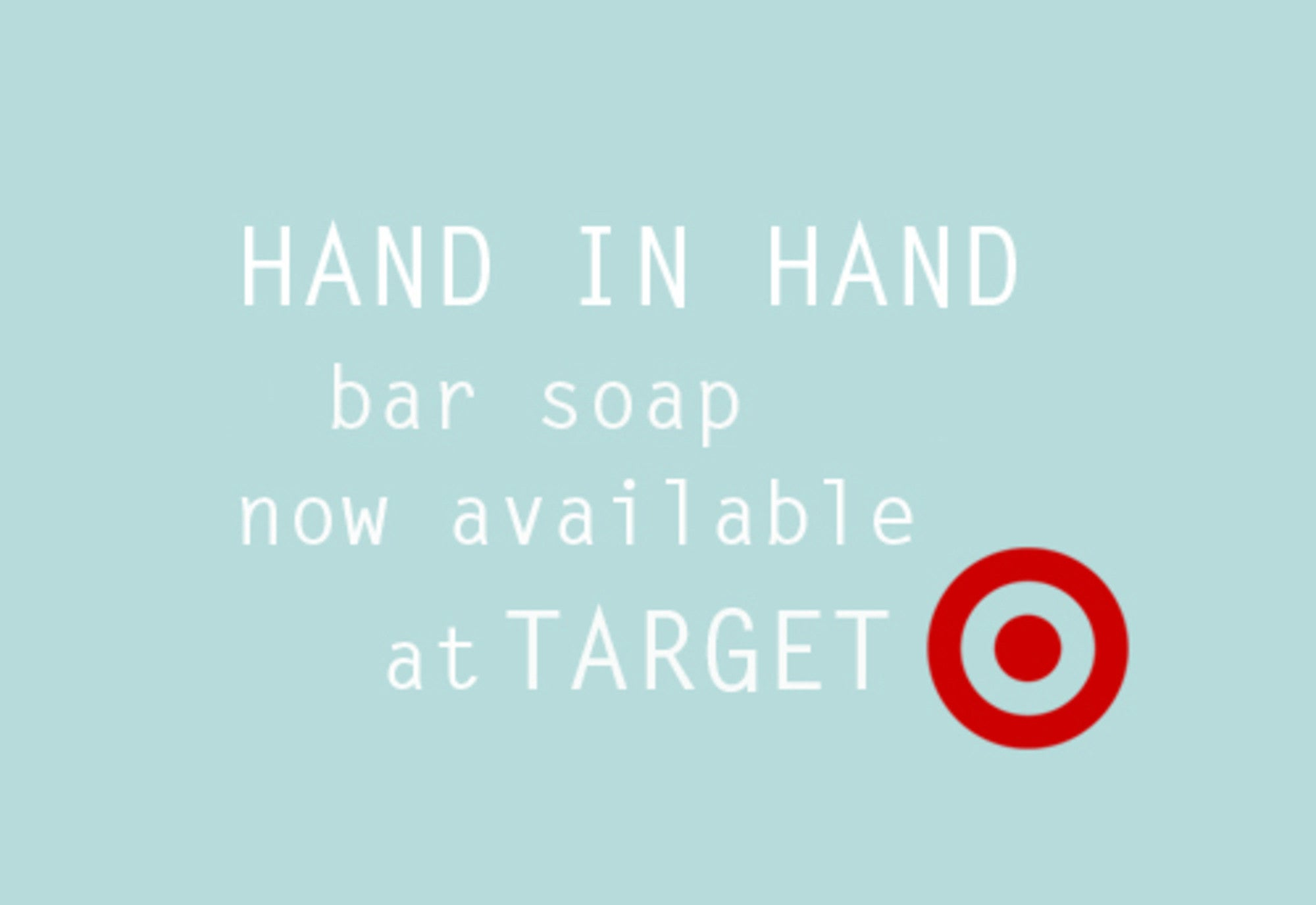 Hand in Hand in Target