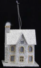 Load image into Gallery viewer, Glitter House 12cm