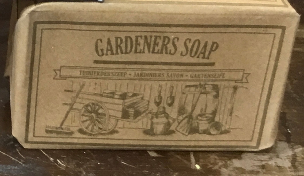 Gardeners Wrapped Soap