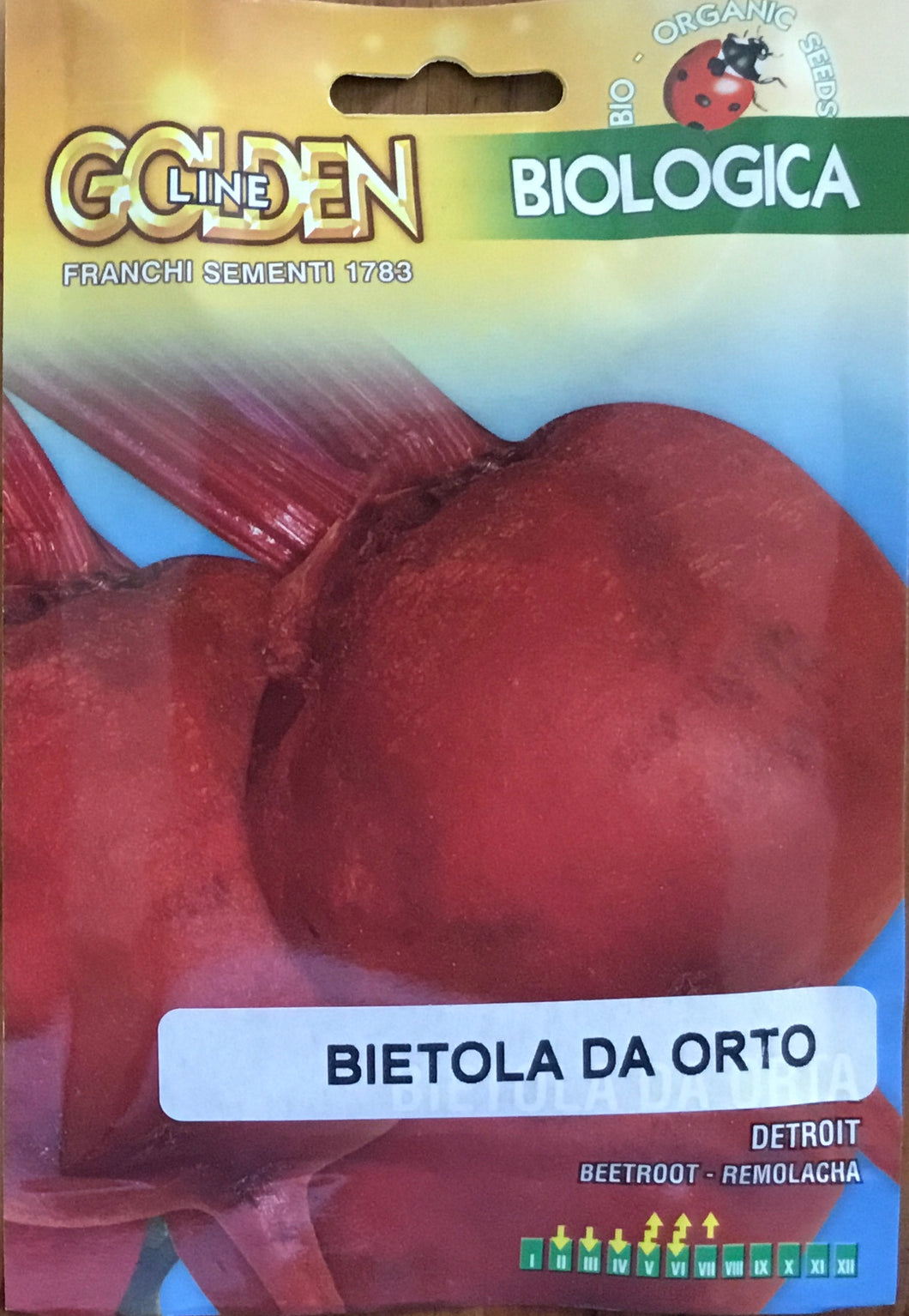 Beetroot - Biologica organic vegetable