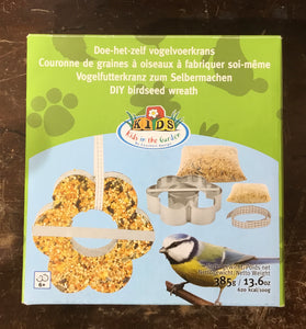KG165 Kids DIY bird seed ring kit