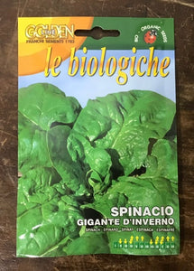 Spinach -  Biologica organic vegetable