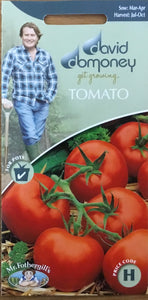 Tomato Ferline F1 - David Domoney Vegetables