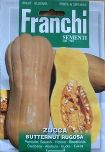 Franchi of Italy Squash butternut
