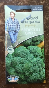 Brocolli Grn Marathon F1 - David Domoney Vegetables