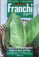 Load image into Gallery viewer, Franchi Cabbage cavola cappuccino