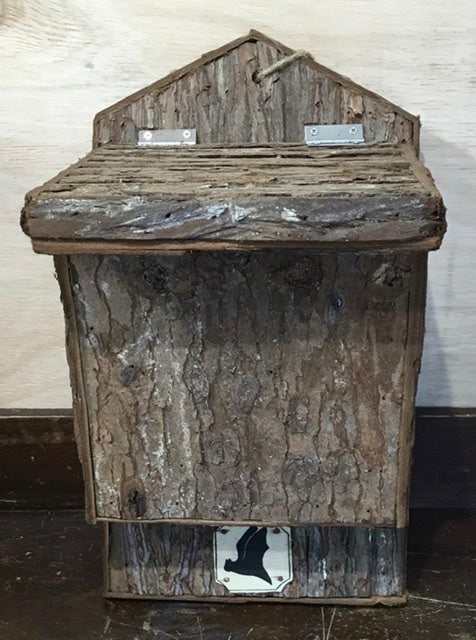 Rustic Bat Box