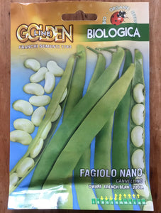Dwarf French Bean Nano Judia - Biologica organic vegetable