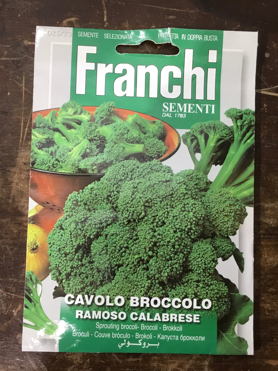 Franchi of Italy Sprouting Brocoli