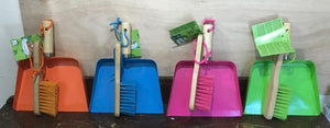KG185 Childs Dustpan and brush