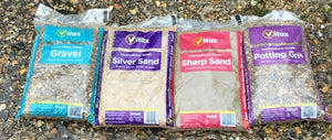 Sharp Sand small bag (approx 4/5KG)