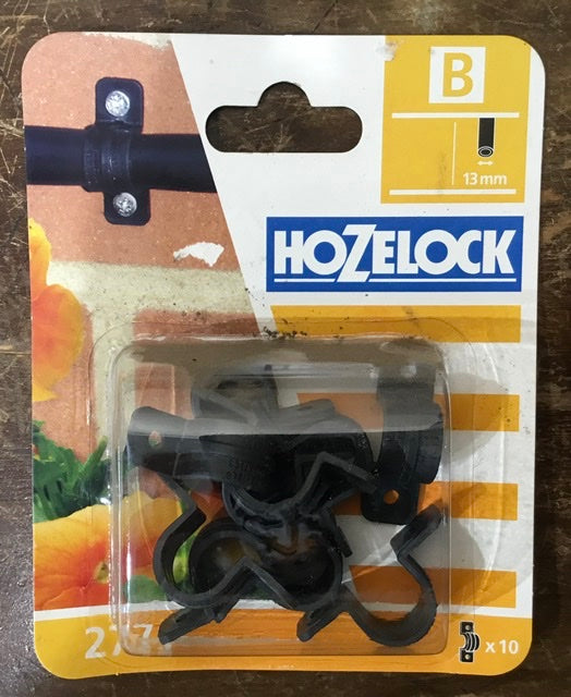 Hozelock 12mm clip B 2771