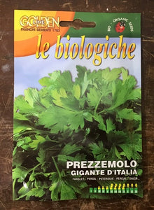 Parsley - Biologica organic vegetable