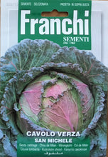 Load image into Gallery viewer, Franchi Cabbage savoy san michele