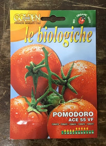 Tomato ace 55 VF - Biologica organic vegetable