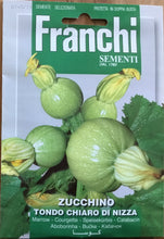 Load image into Gallery viewer, Franchi of Italy Pepper, courgette & squash