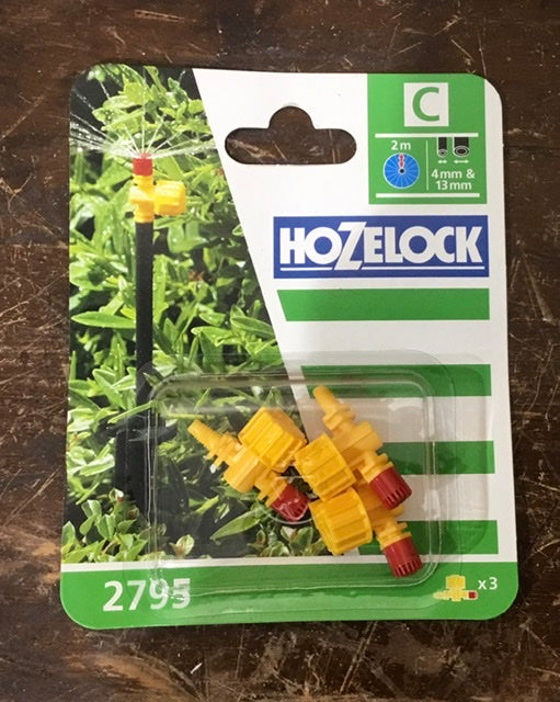 Hozelock 280 micro connector 2795