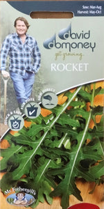 Rocket Runnaway - David Domoney Vegetables