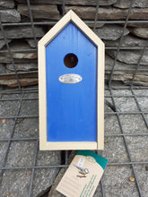Load image into Gallery viewer, Blue Tit Bird House NK68