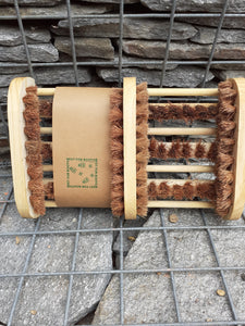 NVV14 Wooden Boot Cleaner