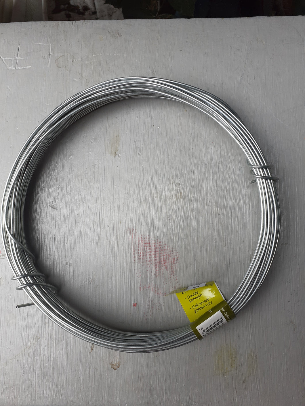 Tie Wire 20mx2mm