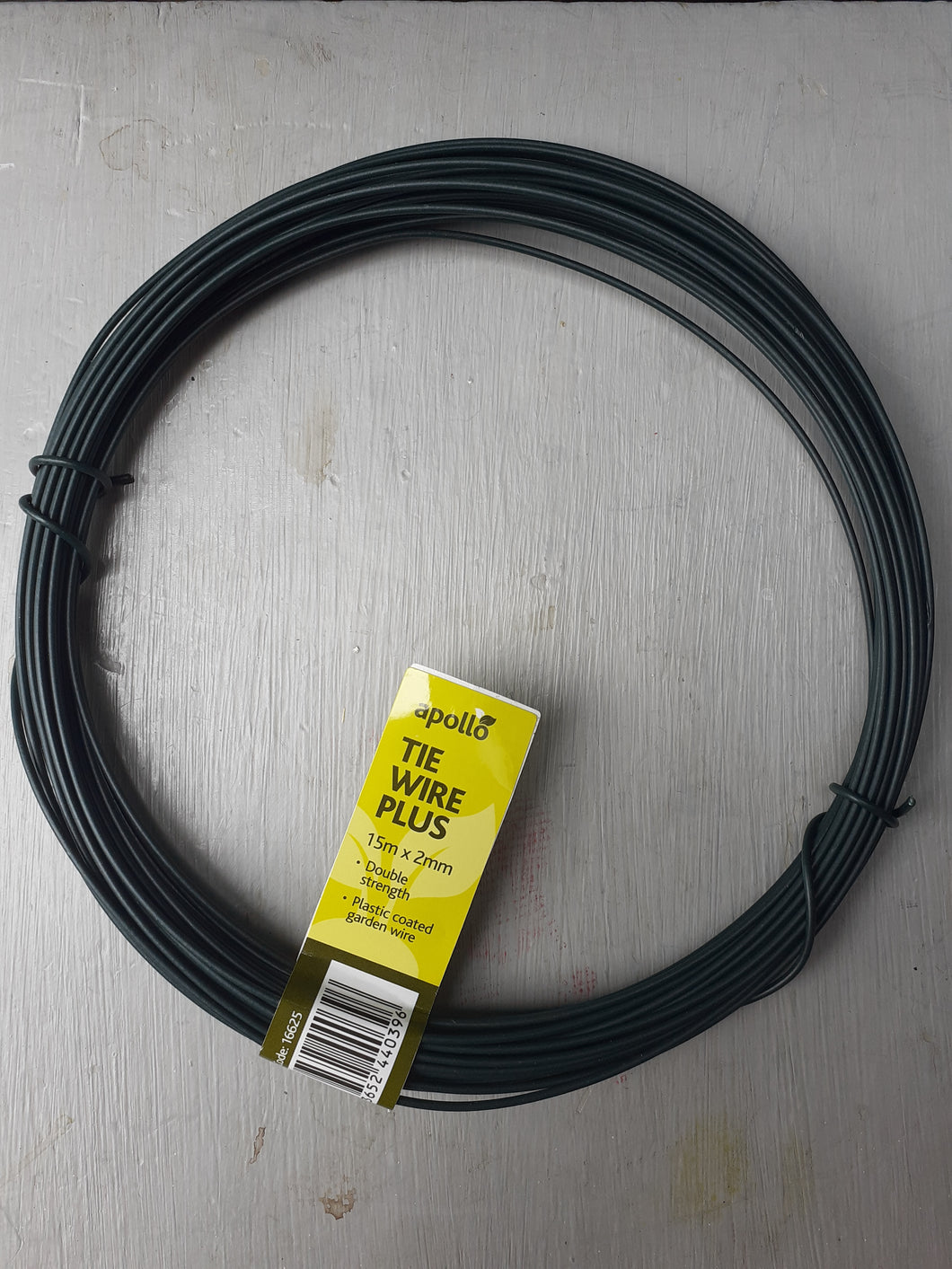 Green Wire 15mx2mm