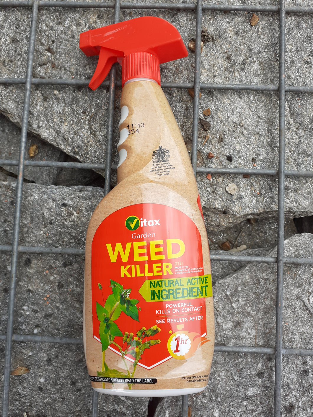 Garden Weedkiller 750ml