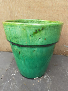 Flower Pot Green