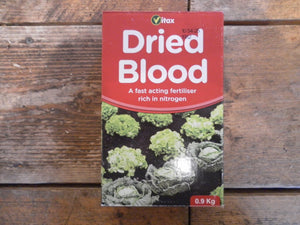 Dried Blood 0.9kg