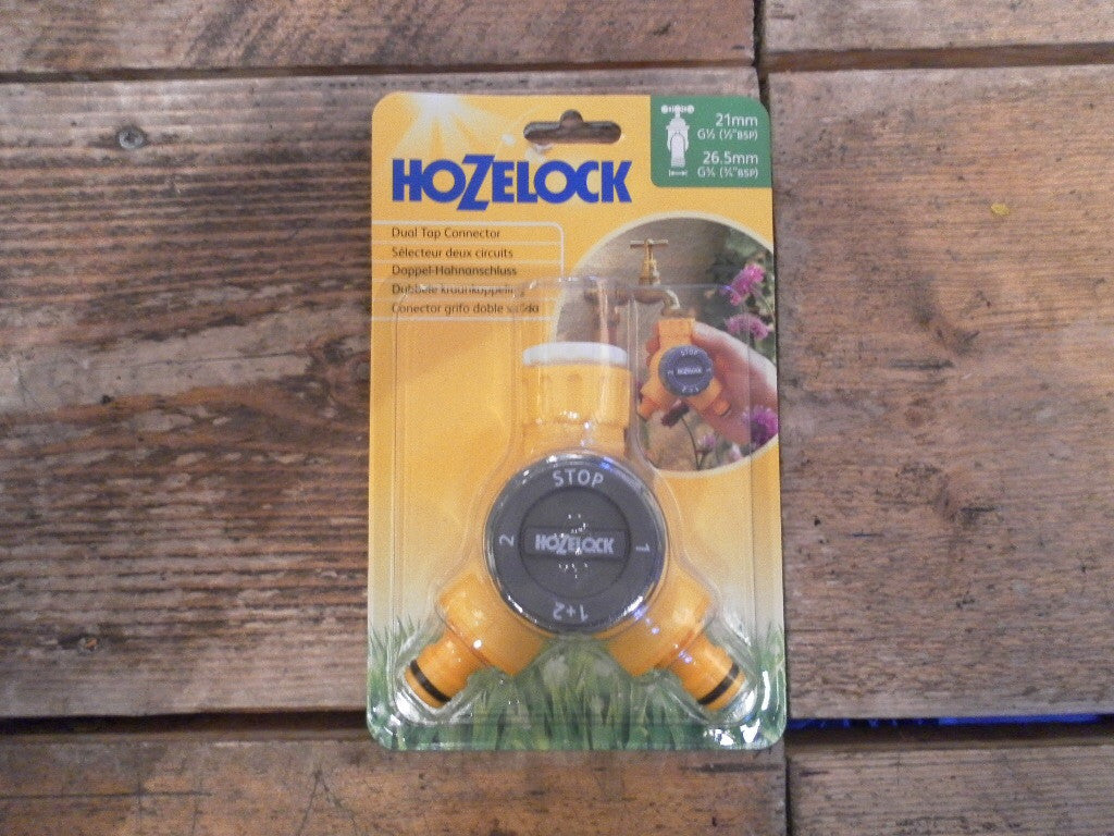 Hozelock Dual Tap Connector 2155